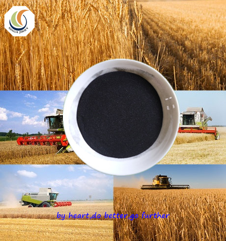 Water Soluble Fertilizer Potassium Humate Powder