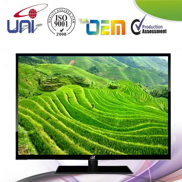 39-inch Home LED TV with 3D Comb Filter, 450cd/m Brightness and 178/178° Viewing Angle