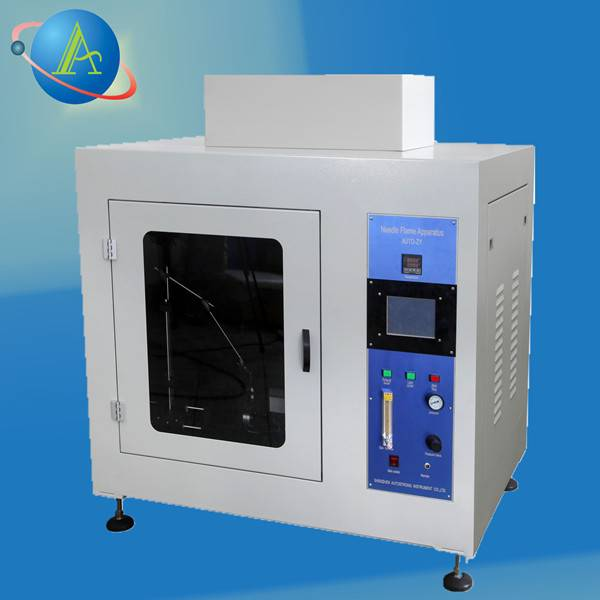Needle Flame Tester According to IEC60695 Testing equipment