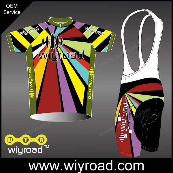 Accept sample order clothes for cycling/custom cycling clothes design/custom-made cycling wear