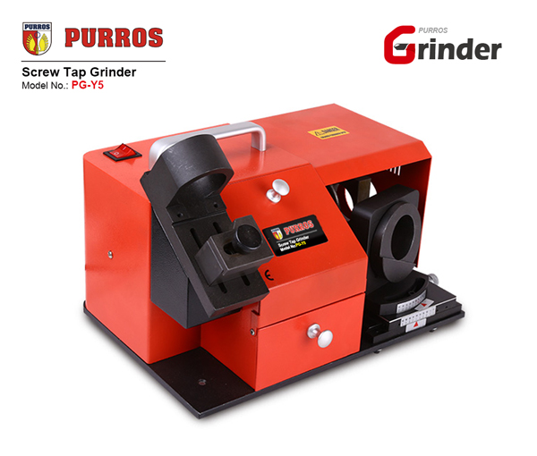 PURROS PG-Y5 High-Precision Screw Tap Grinding machine