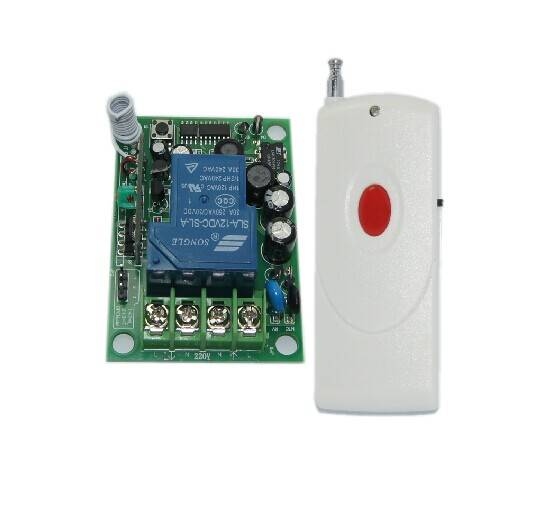 High Quality 1 Channel 220V RF Remote Control Switch
