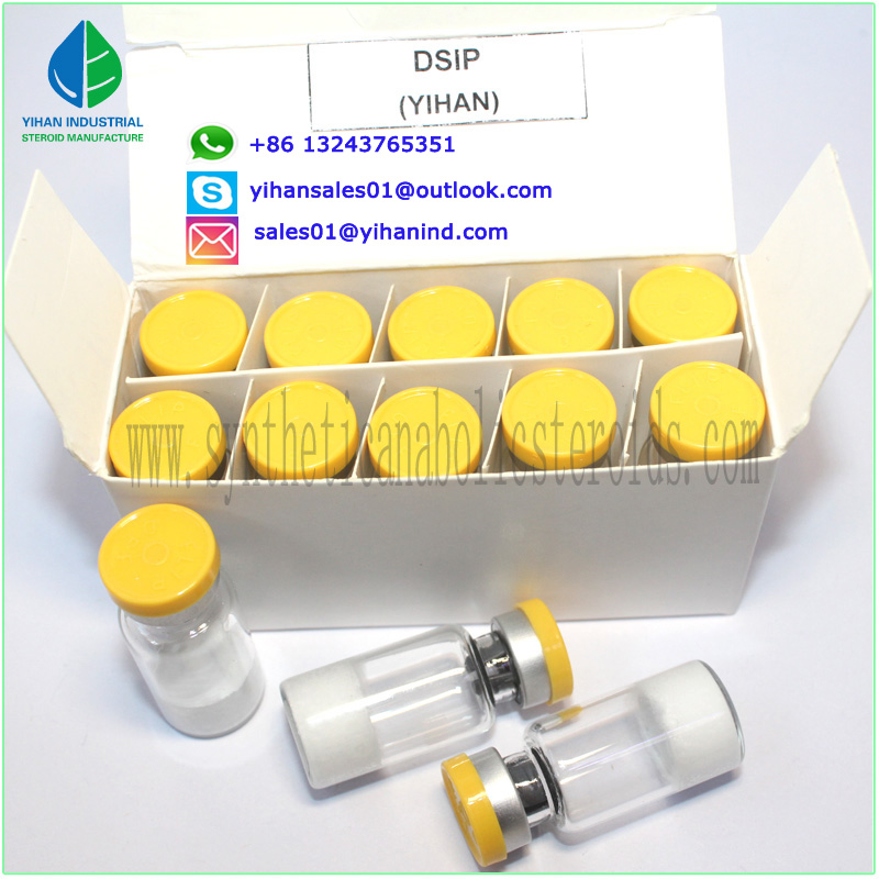 Muscle Growth Peptide Lyophilized Powder Dsip 62568-57-4 for Well Sleep Judy