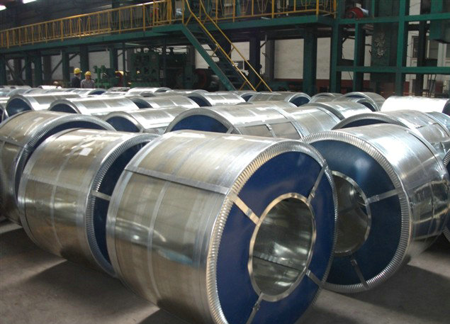 1.0mm hot dipped galvanized steel coil