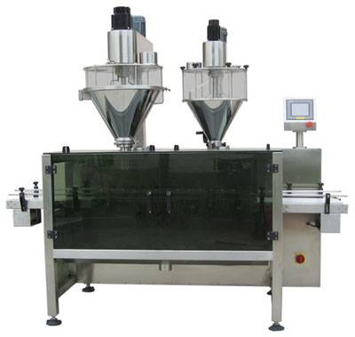 Automatic  Can Feeding,Filling&Packaging Machine2B-3