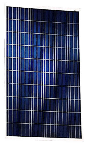 Grade A 260W Poly Crystalline Solar Panel