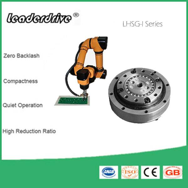 Harmonic Gear Drive Speed Reduction Gearbox for CNC Machines with High Torque (LHSG-I)
