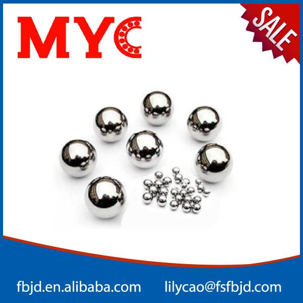Stainless steel best price steel balls