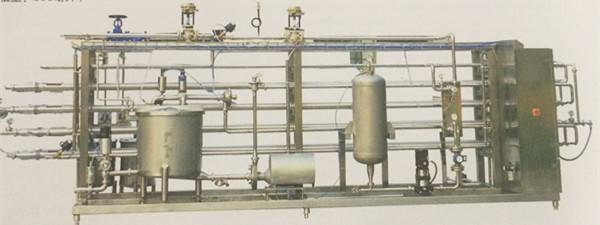 DDP05 Inverted bottle sterilization chain