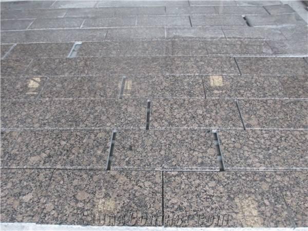 Baltic Brown Extra Dark Granite Slabs & Tiles, Wall Coving,Murs,Walling Tiles& Skirting