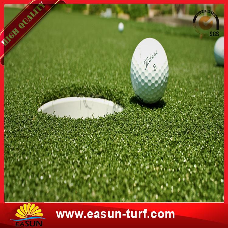 Durable Drainage Garden MiniGolf artificial syntheticGrass Carpet turf-Donut