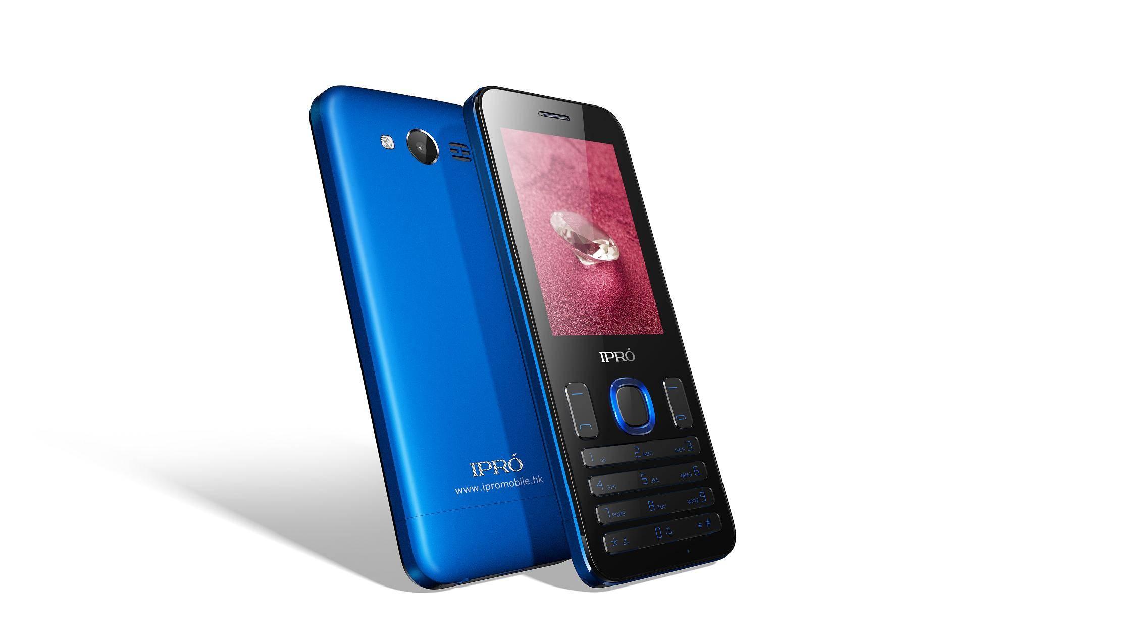 """2.4"""" bar phone ipro i2249"""