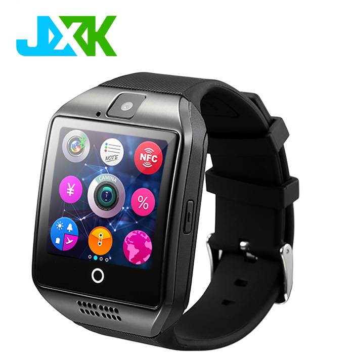 Newest Design smartwatch bluetooth smart watch 1.5 Inches Q18 With SIM Card Phone Call Function