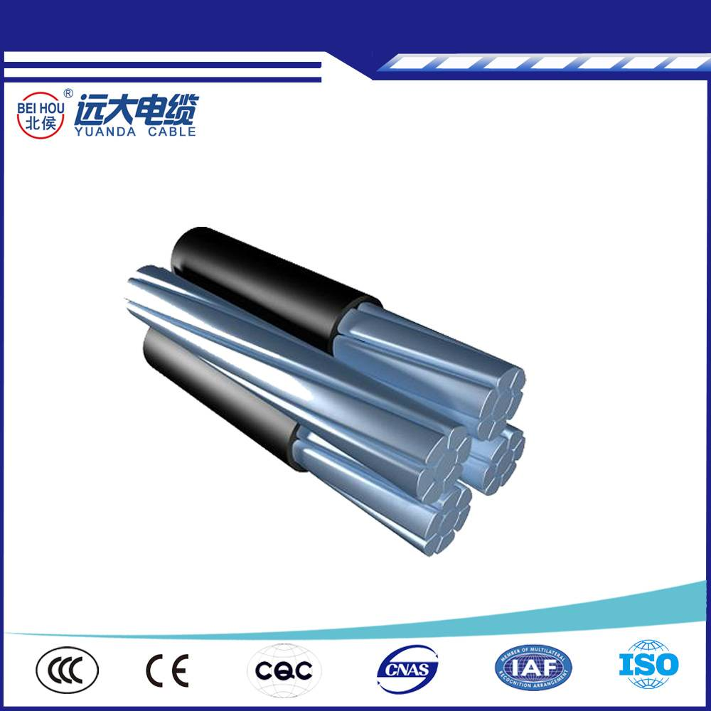 Aerial bundled cable / ABC cable