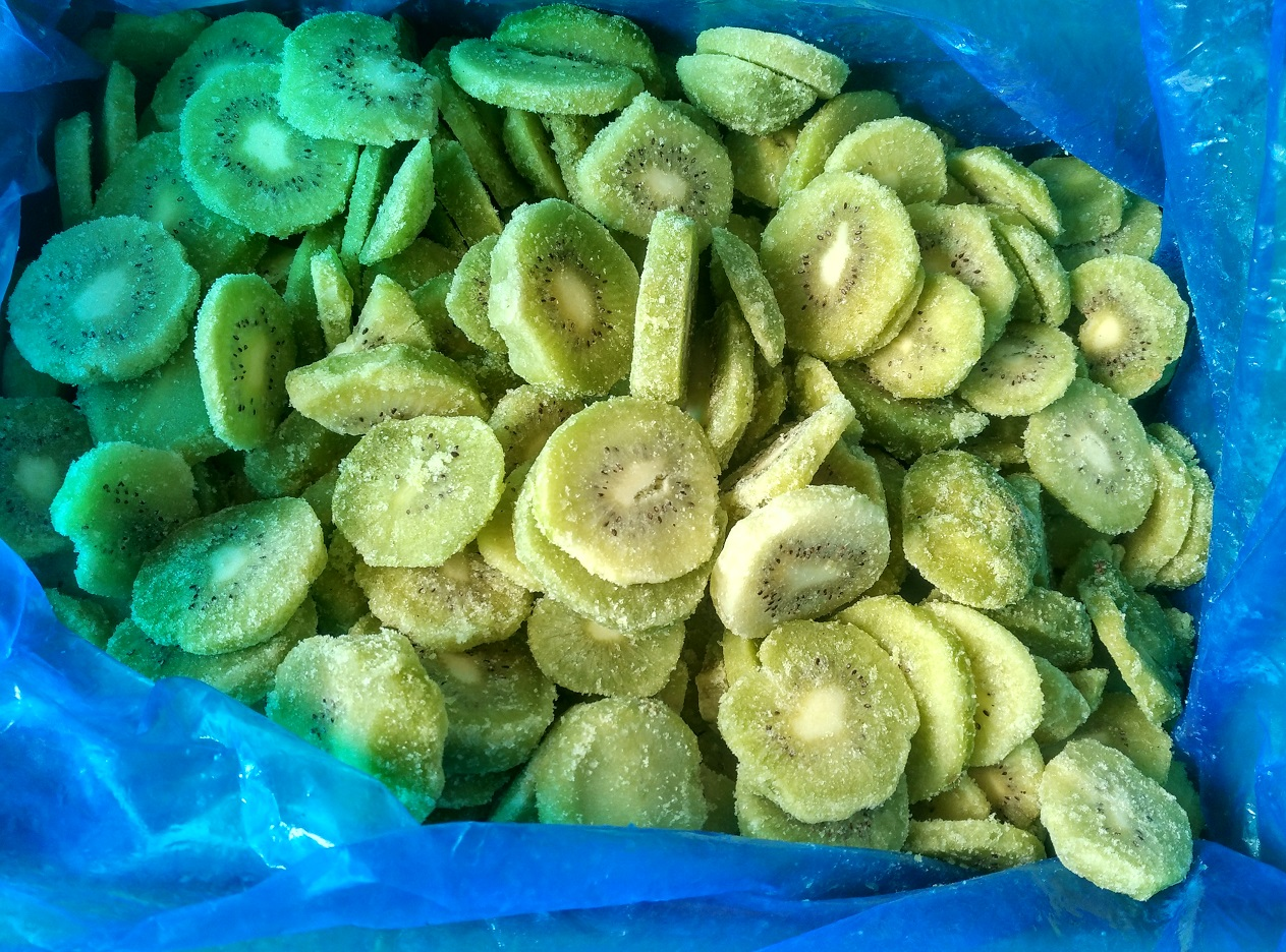 Frozen Kiwi Whole or Slices or Dices