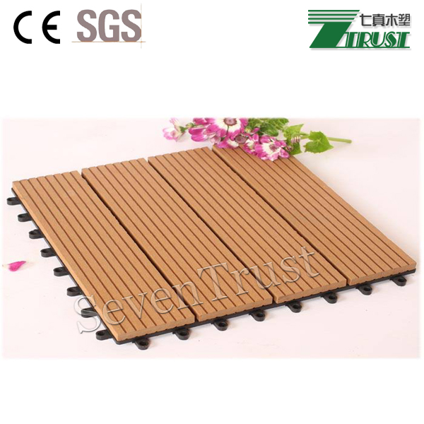 2017 Hot sale ,DIY composite decking from G&S/WPC decking /WPC outdoor decking