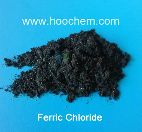 Anhydrous Ferric Chloride msds supplier manufacturers