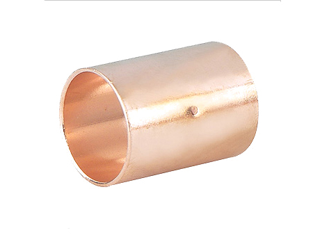 Copper Staked Coupling (copper fitting)
