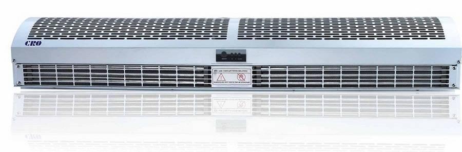 Electric Heating Air Curtain