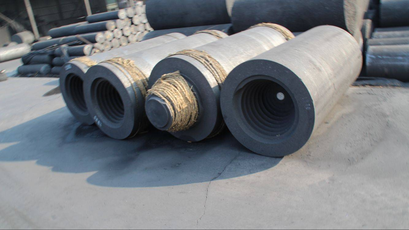 High density carbon electrode