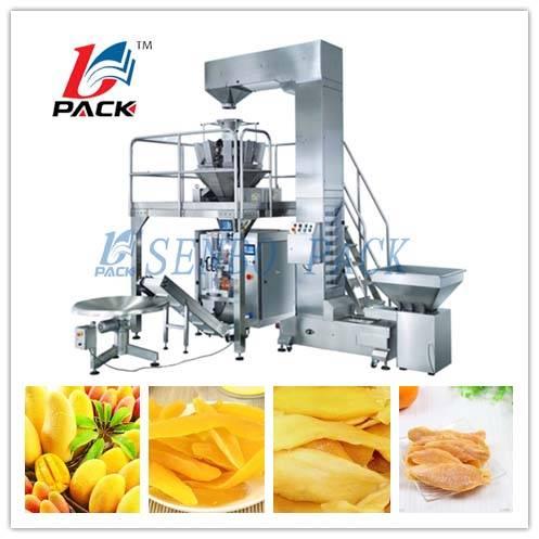 Mango Slices Packing Machine