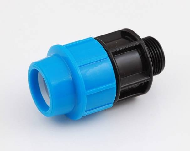 Male Coupling Adaptor