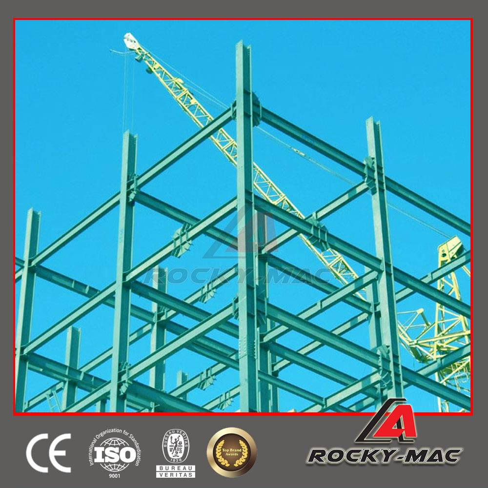 Rockymac High Quality Steel Structure