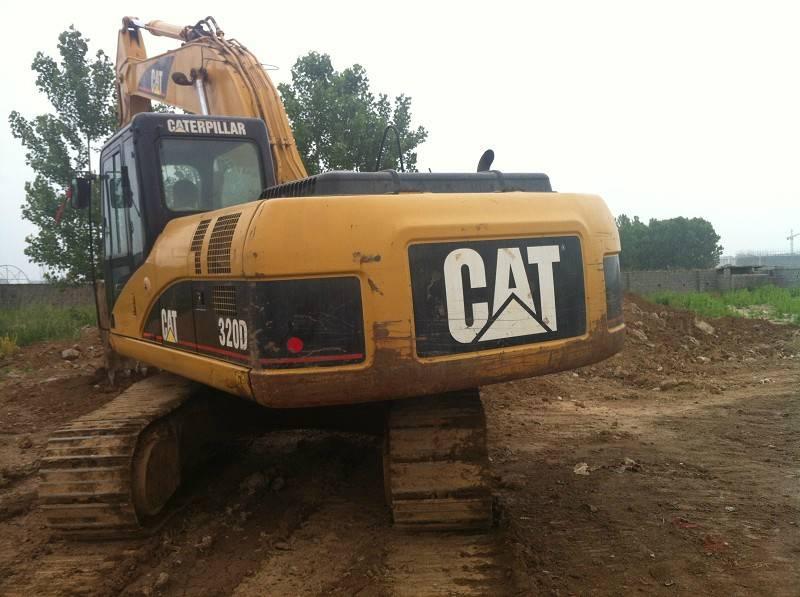 CAT 320D excavator
