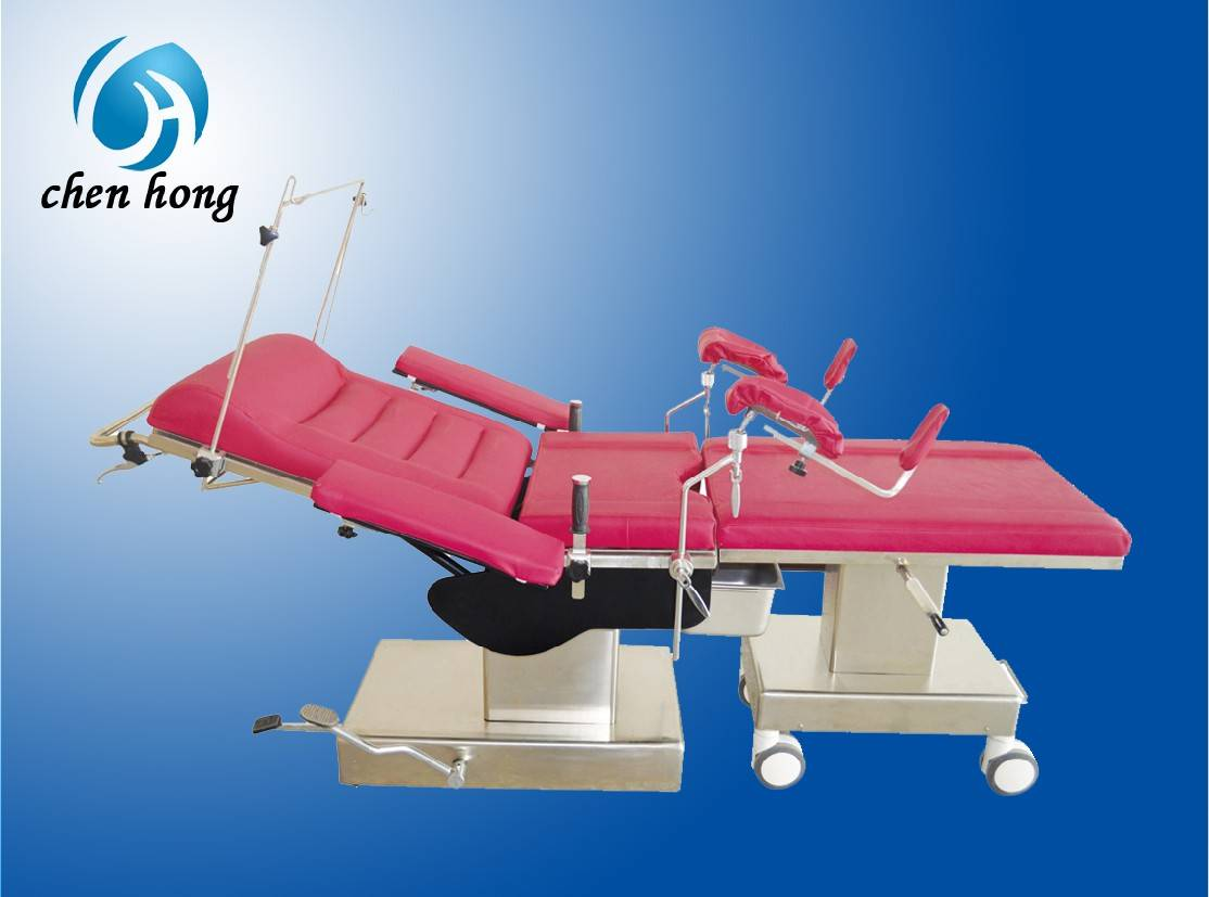 CH-T500 comprehensive obstetric table
