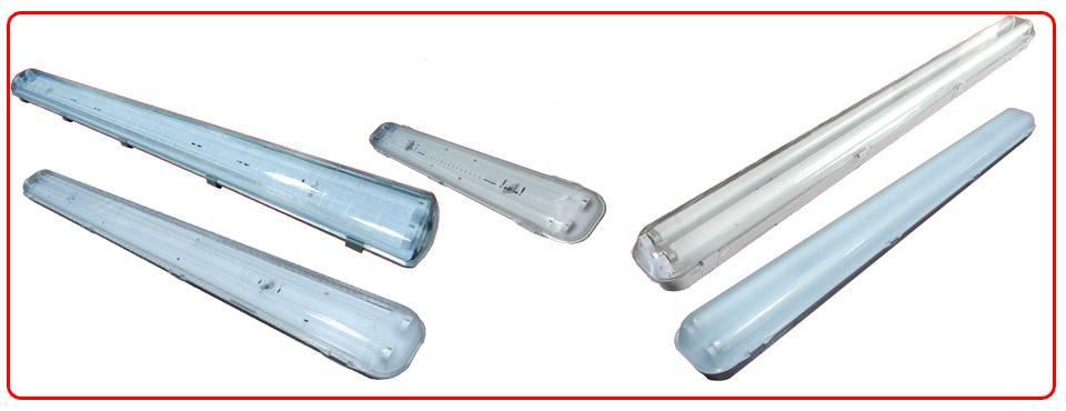 hot sales T8 waterproof lamp
