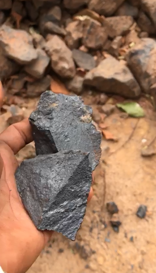Manganese Ore from Brazil
