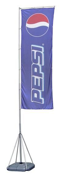 Portable Giant Flagpole