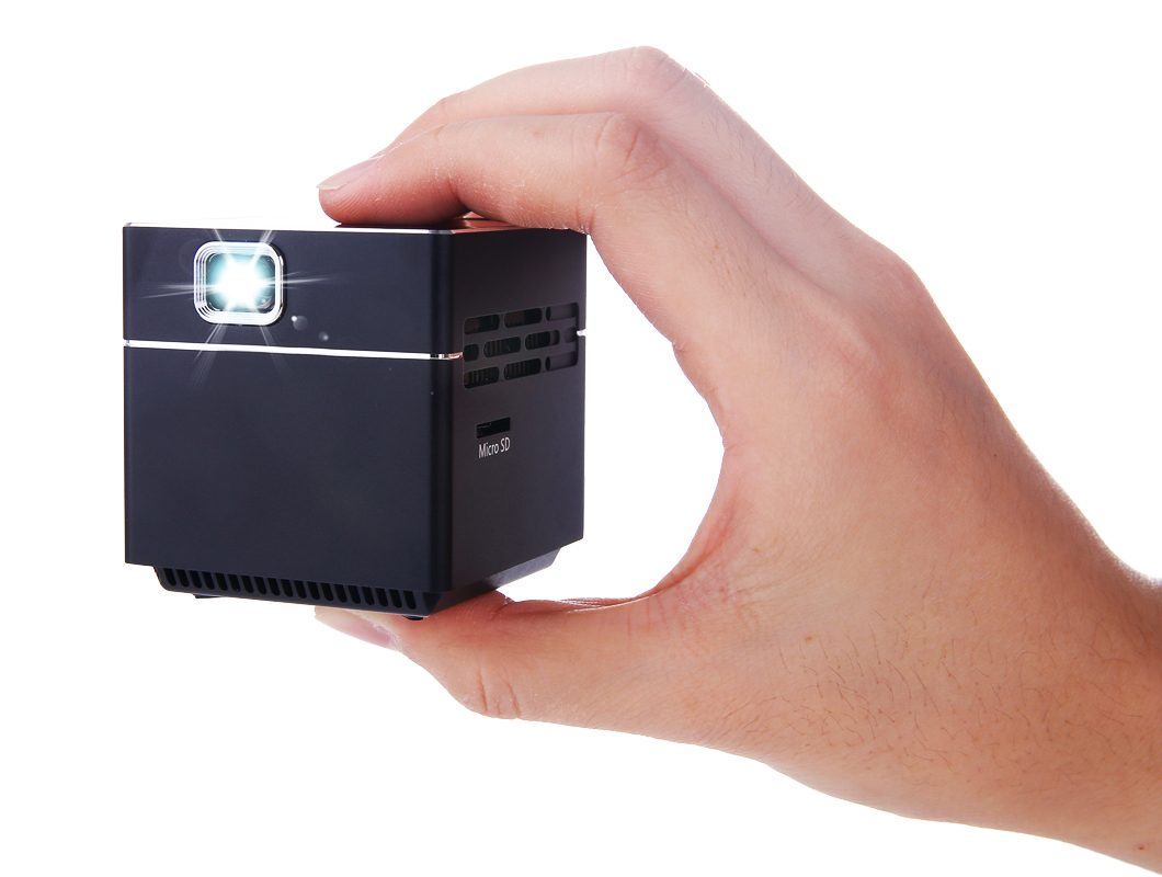 WIFI mini home theater DLP pocket projector