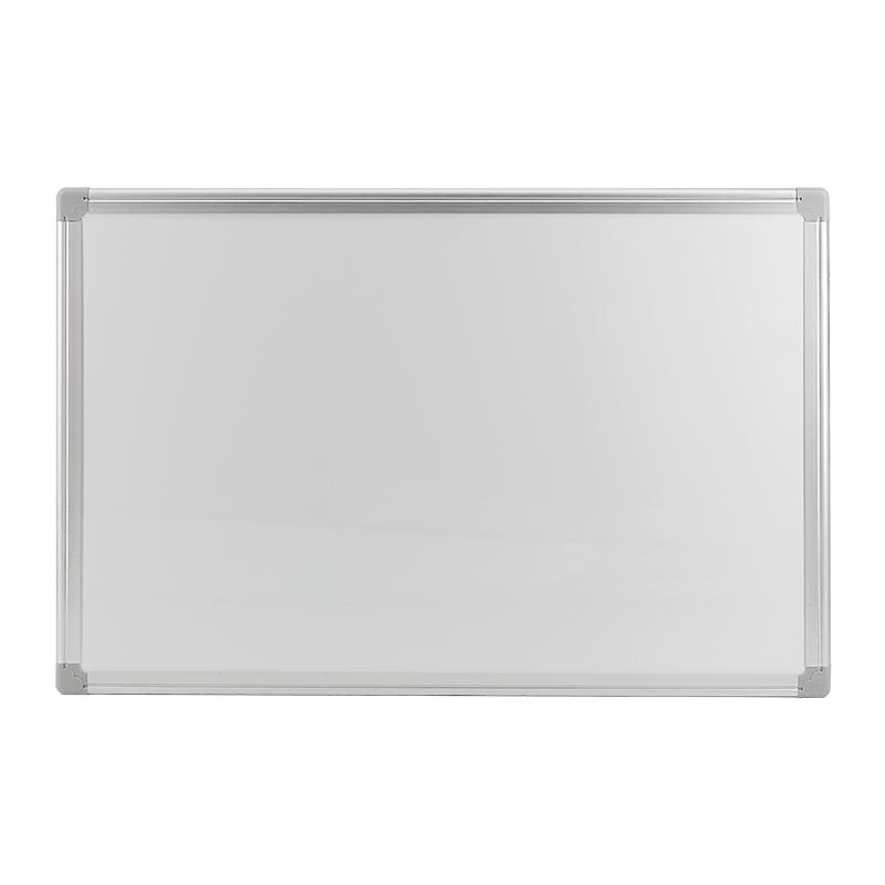 Magnetic Dry Erase Whiteboard In Aluminum Frame-6090cm