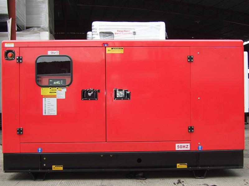 200KVA diesel generator set