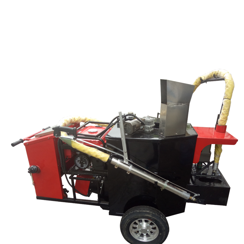 rock crack asphalt sealing machine