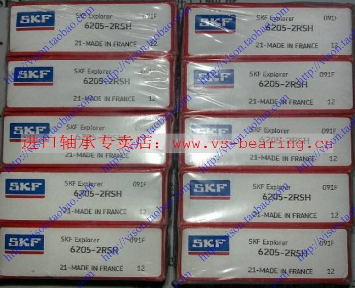 Japan SKF Rolling bearings 6205-2RSH