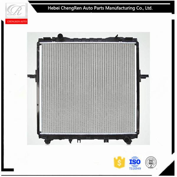 auto radiator pa66-gf30 used for SG landscape