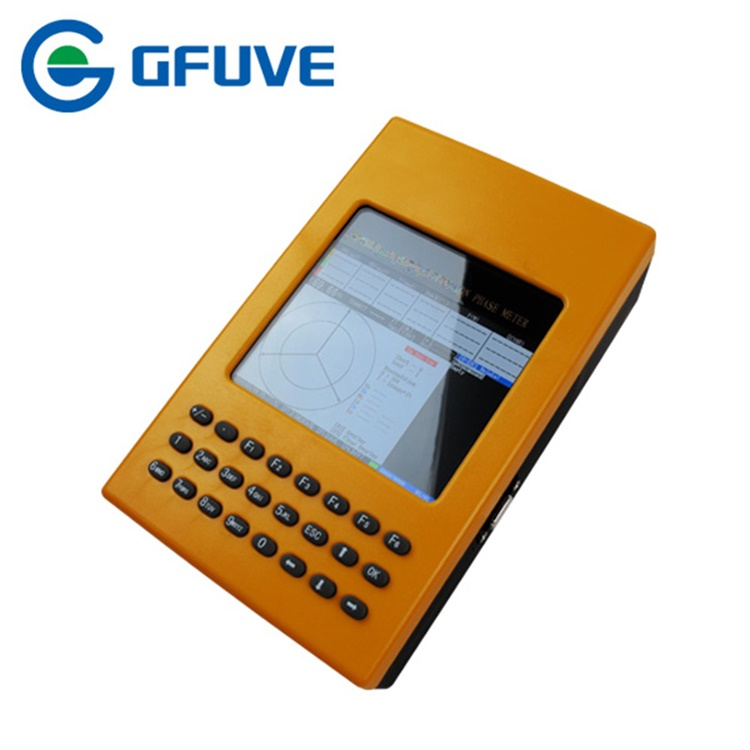 GF311 Three-phase Multi-function Phase Current-voltage Me