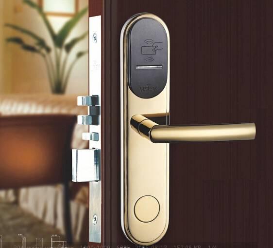 china hotel door lock,hotel door lock handle,hotel door lock system