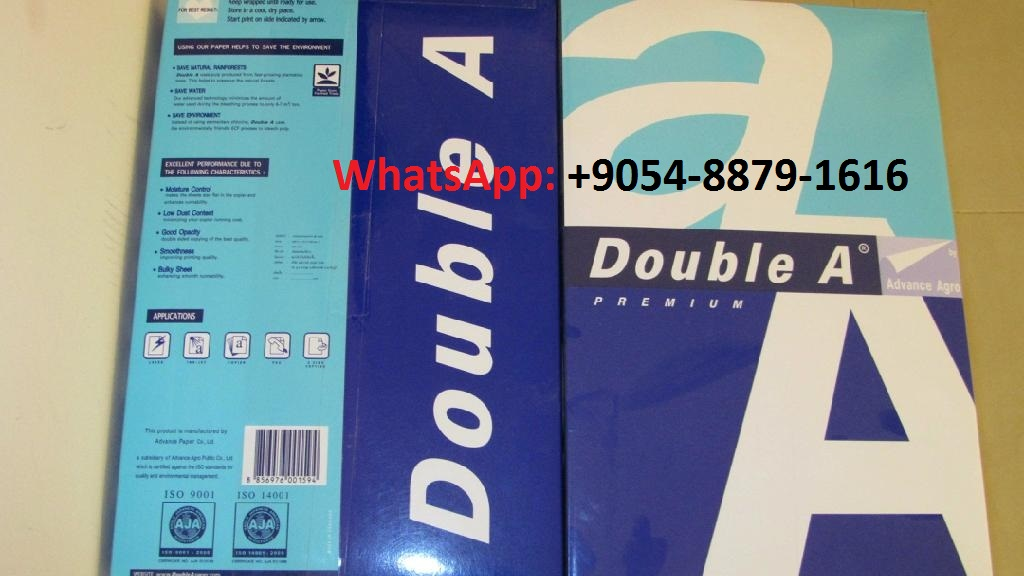 Hot Sale White A4 Copy Paper 80 gsm Ream and Price