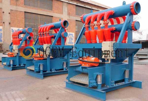 Sale High Quality low Price Hydrocyclone Desilter