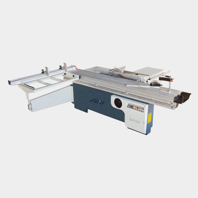 AUYU sliding panel saw machine