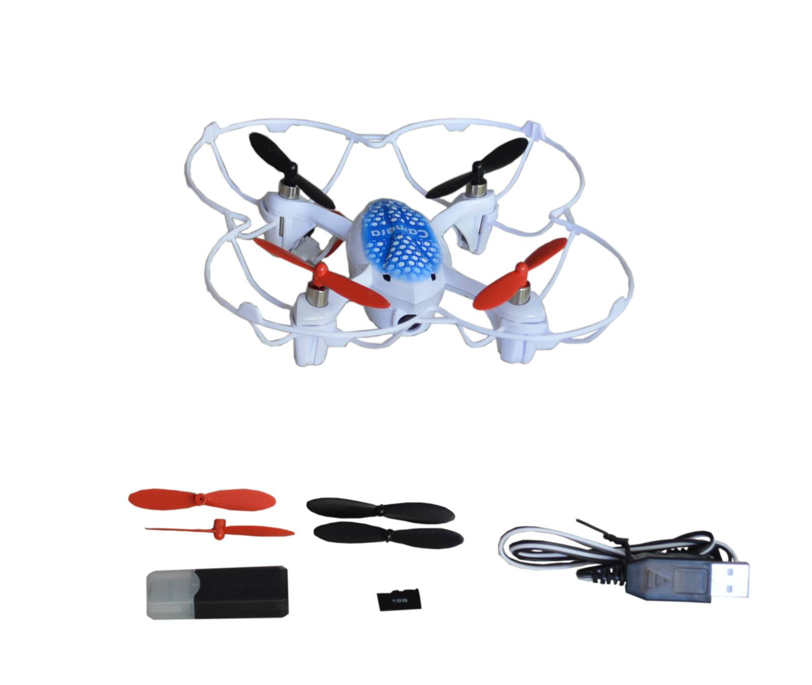 Lead honor new quaadcopter with camera