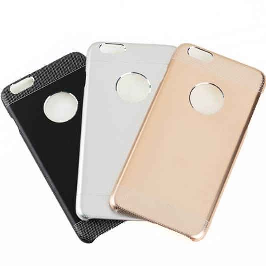 2015 factory price wholesale metal radiating mobile phone case iphone 6 case for Samsung case