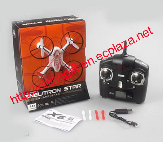4 Axis Neutron Star DRONE / QUADCOPTER