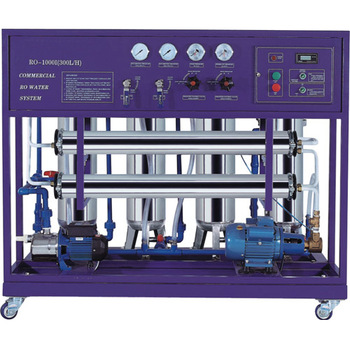 Reverse Osmosis System Water Treatment Equipment 450L/H reverse osmosis equipment