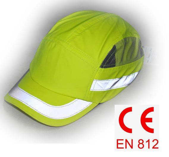 CE En 812 Safety Baseball Bump Cap / Safety Bump Caps