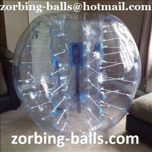 Body Zorbing Ball, Bumper Balls