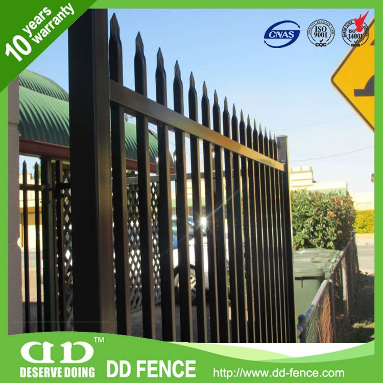 Residential Decorative Aluminum Fence